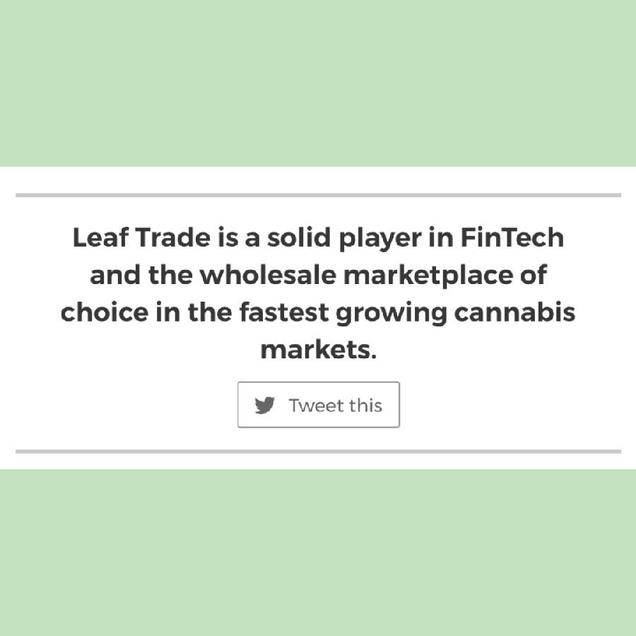 Leaf Trade Closes $5.5M Series A Round Led by Artemis Growth Partners, HPA