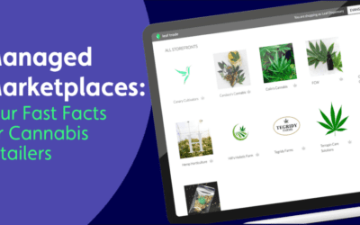 For Cannabis Retailers: Four Fast Facts About Managed Marketplaces
