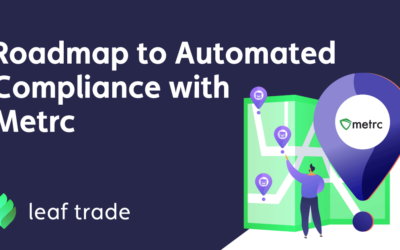 Roadmap to Automated Compliance with Metrc