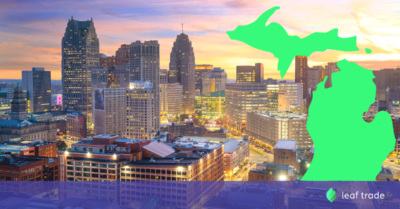 More Michigan Cannabis Companies Choose  Leaf Trade as Their Preferred Wholesale Cannabis Platform